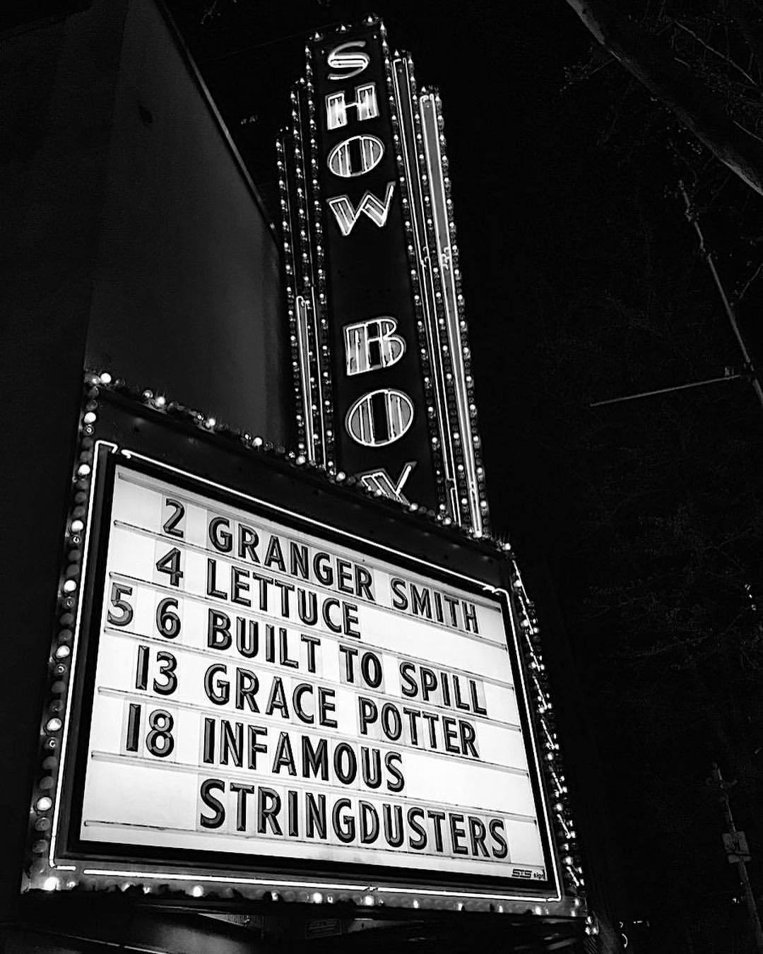 A Seattle institution. #savetheshowbox (at The Showbox At the Market)